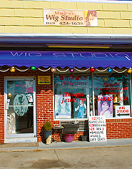 Marlisa's the wig shop in SC